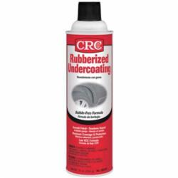 CRC® 05347 Rubberized Spray Undercoating, 20 oz, Liquid, Black, 20 sq-ft per Can Coverage